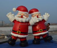Giant Inflatable Santa Claus Balloon, Christmas Inflatables