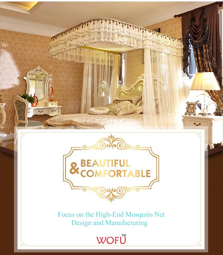fois 3 portes carr moustiquaire pour lit superpos moustiquaire id de produit 60598083454. Black Bedroom Furniture Sets. Home Design Ideas