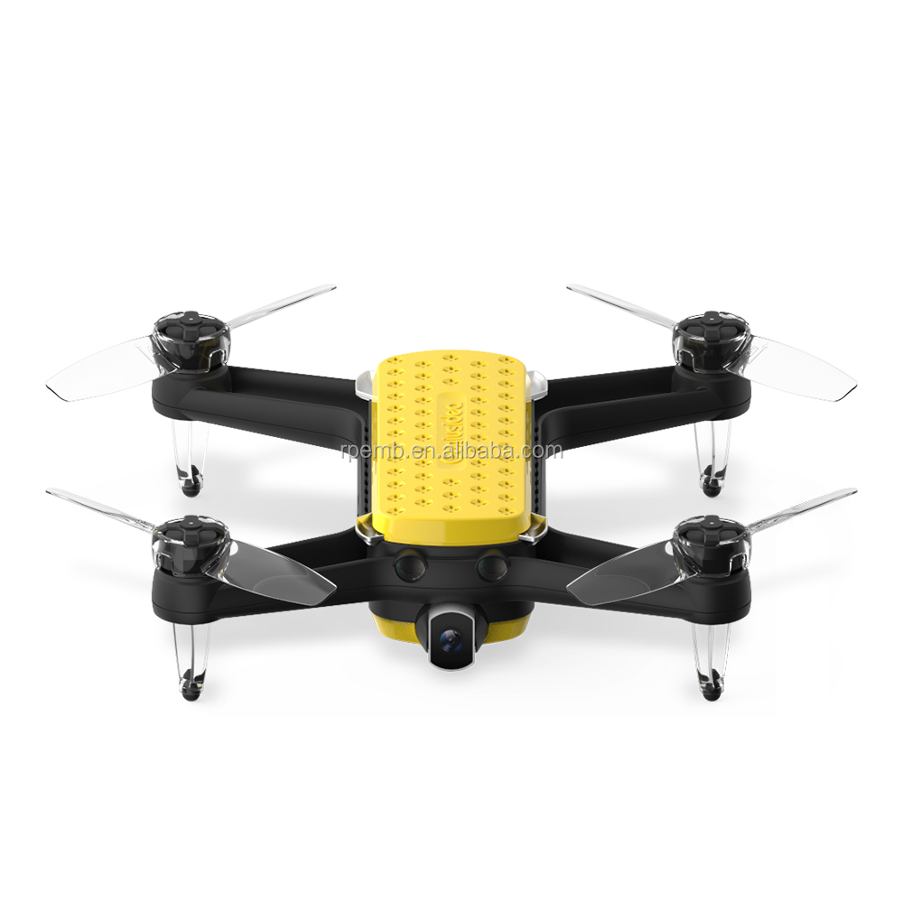 Follow drone 13MP Selfie drone with route planing/Face Recognition/visual following function 18650 Li-ion battery