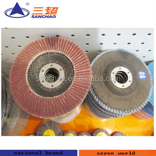 Aluminium Oxide Fiber Disc / Abrasive Tools for Polishing and Grinding