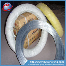 18 gauge electric galvanized binding wire / kawat galvanis / tel galvanizuar