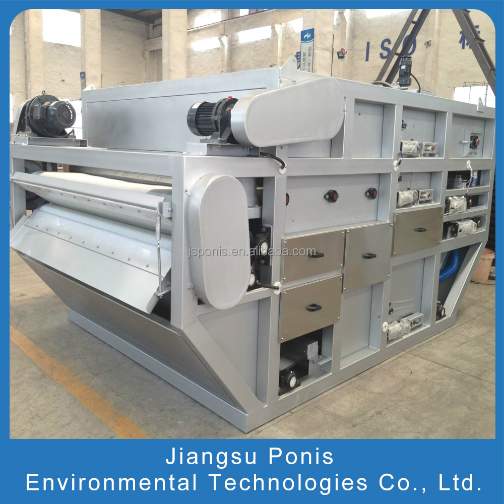 Quality choice high quality belt filter press for Brewery waste water