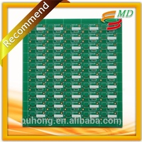 design layout pcb remote control design solar inverter pcb assembly