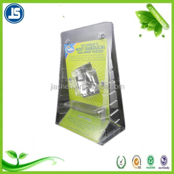 Tri-fold Clamshell Blister Packing /blister Packaging /food Packaging