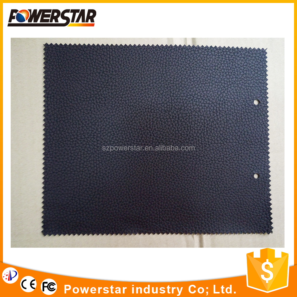 stock thin soft PVC leather for sofa