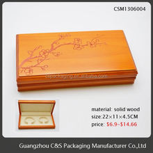 Promotional High-End Handmade Hot Design Wooden Seed Box