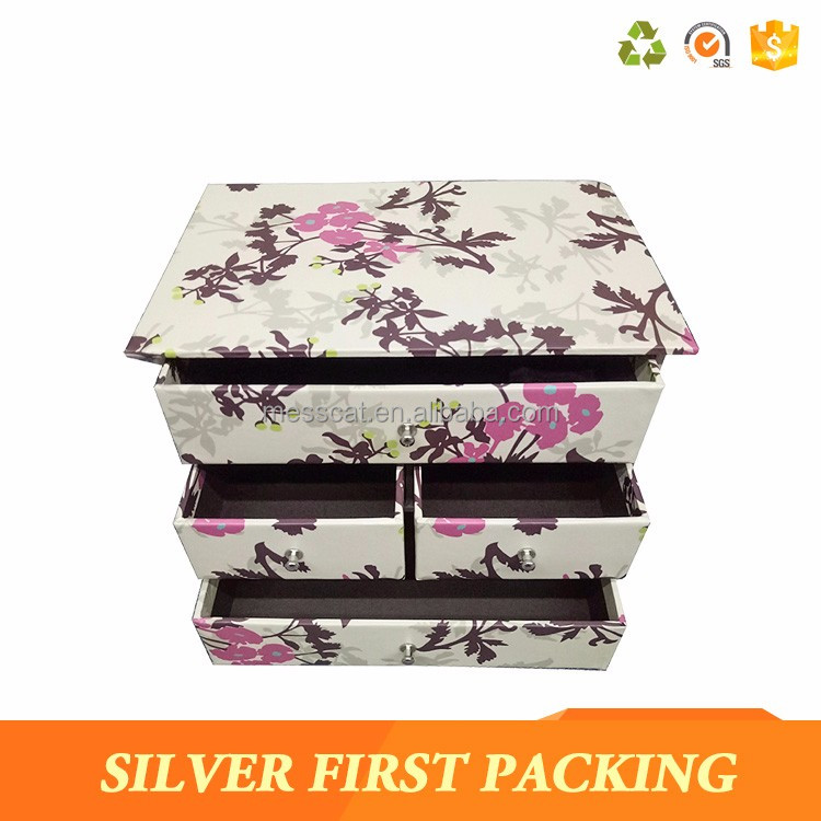Raw Jewlery Gift Box Packaging Design Companies In China