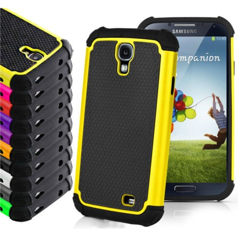 Shockproof Protective Defender Heavy Duty Protective Hard Full Body Cover Case for Samsung Galaxy i9300 S3 S4 S5 mini