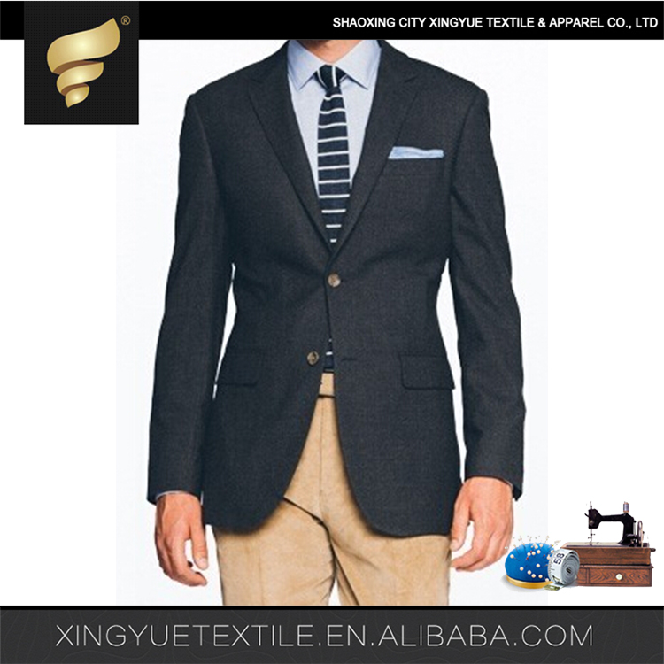 Fashion 3 piece latest design men suit