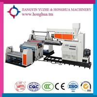 energy saving vector inverter motor non-slip mat lamination coating machine