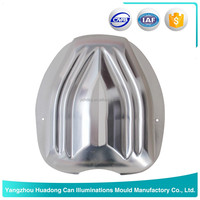 Aluminum Led Light Fitting With Reflector