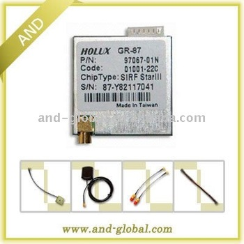 HOLUX GPS Module GR-87 for Car Navigation