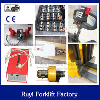 RUYI forklift factory sell forklift battery prices