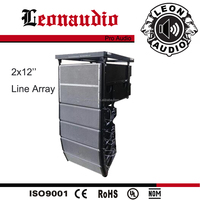 pro public audio speaker active line array speaker , mini line array speaker