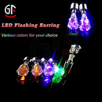 Fashion Products Hot For Adult New Model For Girls Flashing Led Earring