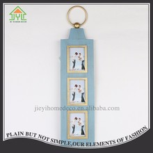 Wholesale Beautiful Make Hanging Wood Picture Frame With Ring