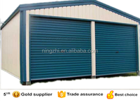 Well Designed Steel Frame Prefaricated Warehouse Shed
