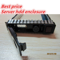 "New 651687-001 g8 2.5"" hdd caddy SATA SAS Hard disk carrying case"
