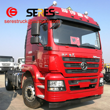 Shacman sino truck head 10 wheeler Tractor Trucks for sale Trailer Head Price