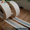Steel corner tape with two reinforcing strips