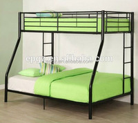 2015 Cheap Kids Furniture Cheap Kids Cars Metal Double Bunk Bed