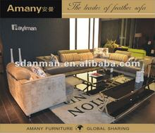 Showroom snap!!!! Economic home use living room furniture sofa set A313