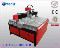 Most popular!wood/acrylic cnc cutter machine _ XJ1212 advertising cnc router machine 48''x48'' (India agent wanted)
