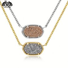 Buy New Latest Fashion Designs Girls Ladies Simple Small Silver Pendant Jewelry Gold Necklaces 18K For Womens Sale With Price