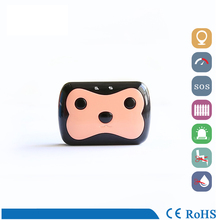 Free web location and APP real time tracking implant cheap micro pet gps tracker cat