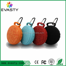 Wholesale fabric cover portable waterproof bicycle bluetooth speaker