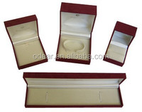 beautiful burgundy plastic jewelry boxes with logo