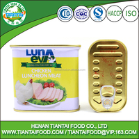 canned chicken lunch meat 340grams