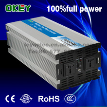 OPIM-4000-2-24 power solar dc to ac 24V 4000w frequency off grid inverter with charger modified sine wave