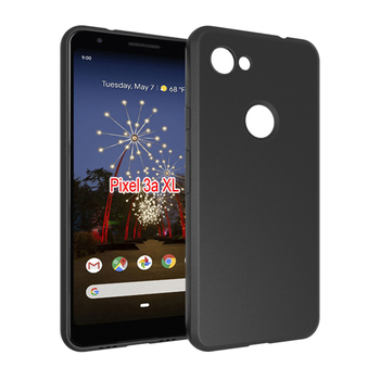 Full matte tpu soft case for Google Pixel 3a XL back cover