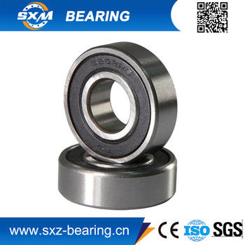 20mm*47mm*14mm deep groove ball bearing W6204 - 2RS1