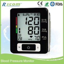 2015 Wrist Blood Pressure Monitor With Charge Measurement Testing Blood Medical Device