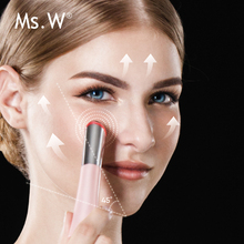 Wholesale China Suppliers Portable Vibration Heated Eye Face Lifting Anti-wrinkle Personal Beauty Eye Bag Removal Massager Pen