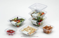Private Design PP Frozen Food Tray Frozen Food Container
