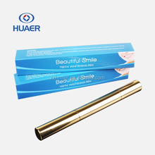 OEM teeth whitening pen with different color