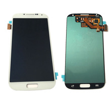 mobile phone lcd touch screen assembly for Samsung galaxy S4 S4 S IV i9500 i9505 i337 display digitizer