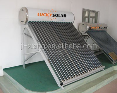 Unpressurized BEARING TYPE OF solar Water heater With vavle