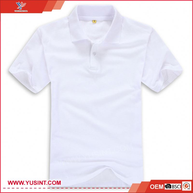 clothing high quality printted black polo shirt turkey