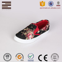 Comfortable Beautiful Wholesale Spring Summer Canvas Shoe Maker