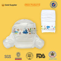 Disposable Sleepy Baby Diaper Manufacturer in China