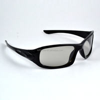 high quality thick lens high transmittance universal tv 3d glasses