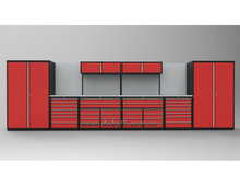 Modular Luxury Design Tool Box Set Metal Garage Cabinets