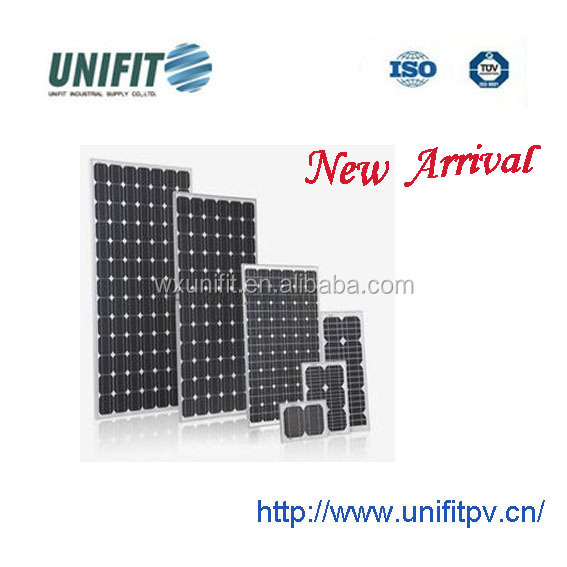 Most competitive mono solar panel 80-330w for solar panel system