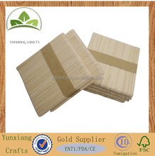 High quality birch wood ice lolly stick