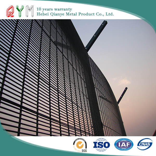 Eco-Friendly 358 fence Hot dipped galvanized and pvc coated