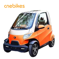 2018 new style four wheels electric car with EEC certificate